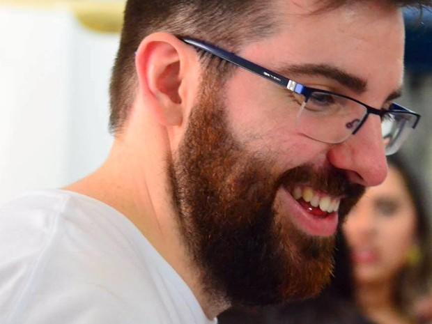 André Podiacki era repórter do Diário Catarinense desde 2011 (Foto: Arquivo Pessoal)