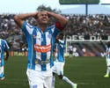 Difícil até com tira-teima: Arnaldo não garante erro em gol anulado do Avaí