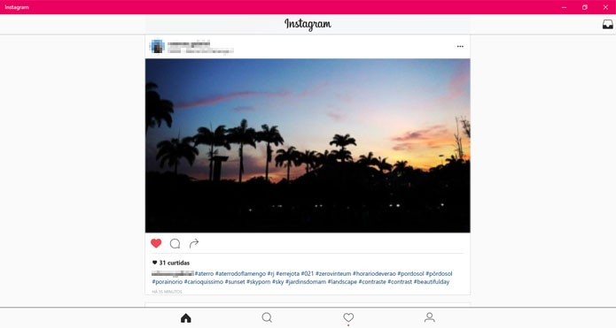 Instagram Windows5