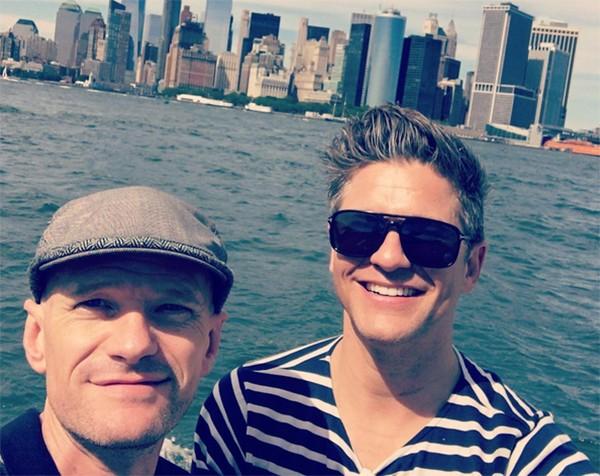 Neil Patrick Harris e David Burtka (Foto: Instagram)