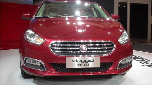 Fiat Viaggio ser&#225; feito em parceria com a parceira local GAC (Foto: Paula Ram&#243;n/G1)