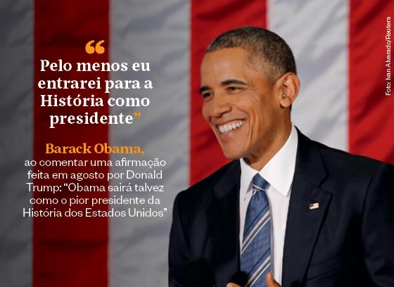 Frases que resumem a semana | Barack Obama (Foto: Ivan Alvarado/Reuters)