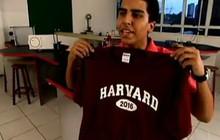 Gustavo Haddad tem vaga garantida em Harvard e no MIT (Foto: TV Globo/Reprodução)