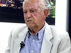 Galileu Machato (Foto: TV Integração/Reprodução)