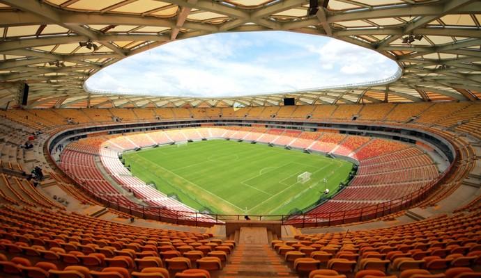 Arena da Amazônia  (Foto: Portal da Copa)
