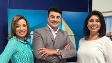TV Integração apresenta duas novas contratações (Raul Neto)