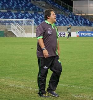 Fernando Marchiori; Cuiabá (Foto: Pedro Lima/Cuiabá Esporte Clube)