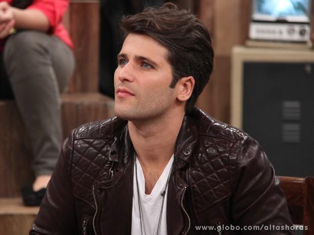 Bruno Gagliasso participa do programa Altas Horas deste sábado (Foto: TV Globo/Altas Horas)