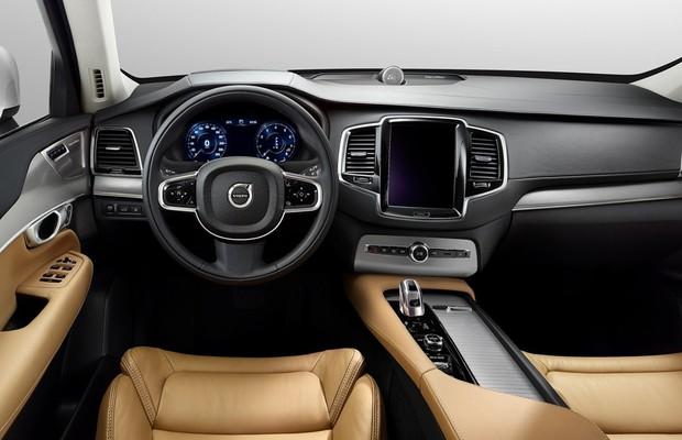 Volvo XC90 First Edition (Foto: Divulgação)
