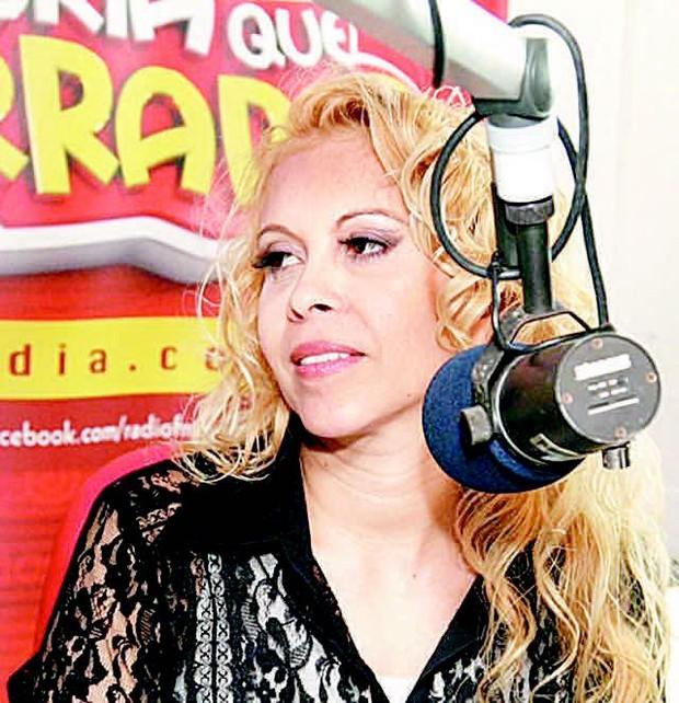 Joelma da Banda Calypso (Foto: Divulgação)