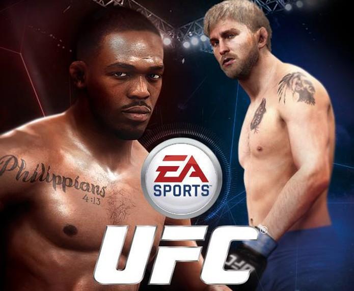EA Sports UFC ganhará versão demo no dia 3 de junho para Xbox One e PS4 (Foto: Divulgação)
