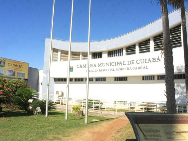 Câmara de Cuiabá criou quase 500 cargos comissionados (Foto: Secom/Câmara de Cuiabá)