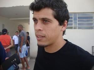 Rodrigo Tupi-MG (Foto: Bruno Ribeiro)