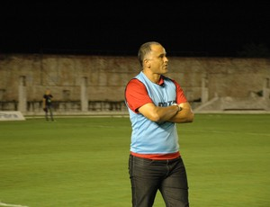 Oliveira Canindé, Técnico do Campinense, Campinense, Campeonato Paraibano, Paraíba (Foto: Richardson Gray / Globoesporte.com/pb)