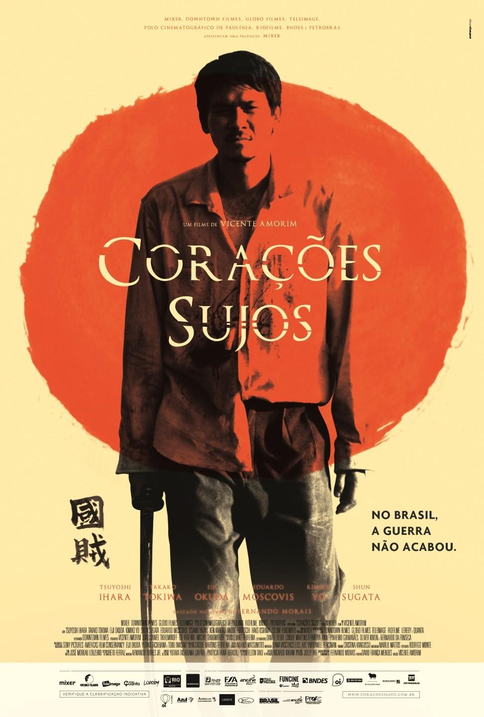 Corações Sujos (Foto: divulgação - Globo Filmes)