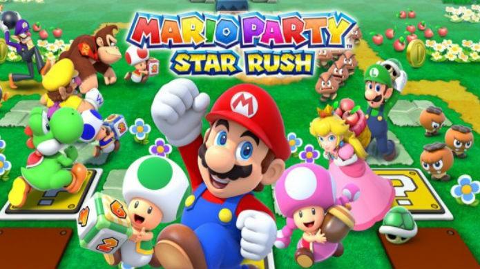 Melhores jogos para 3DS de 2016: Mario Party Star Rush (Foto: Divulgação/Nintendo)