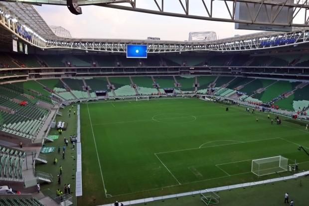 Allianz Parque, o estádio do Palmeiras (Foto: Wikipédia)