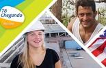 Tô Chegando! Série mostra gringos que estarão no Rio 2016 (Editoria de arte)