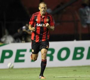 Sport x Chapecoense Wendel (Foto: Aldo Carneiro/Pernambuco Press)