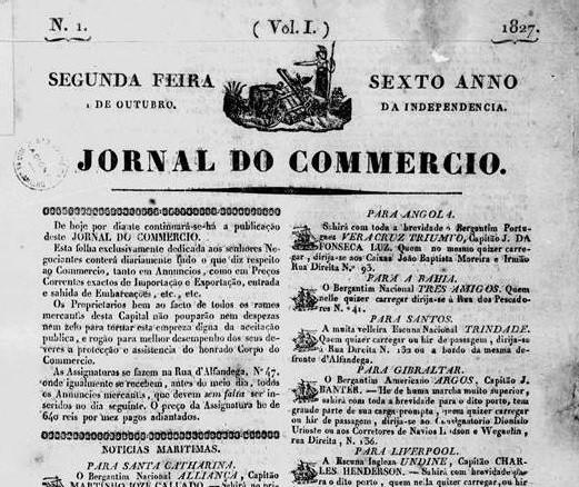 Reprodução / Biblioteca Nacional