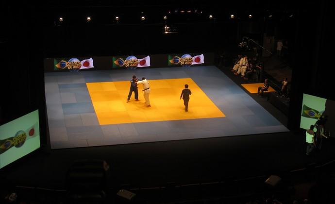 Desafio judo (Foto: José Geraldo Azevedo / GloboEsporte.com)