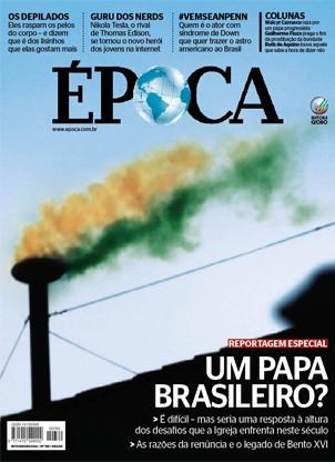 Capa - Edição 769 (Foto: Montagem sobre foto AFP)