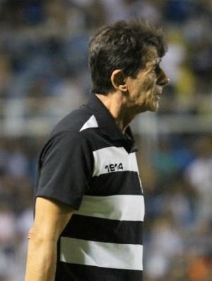Dimas Filgueiras, técnico do Ceará (Foto: Divulgação/Cearasc.com)
