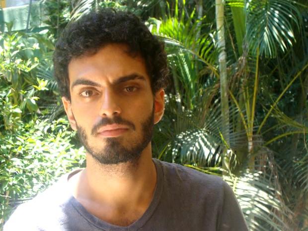 Neto Chico Anysio desaparecido (Foto: GNews)