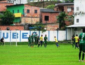 Manaus fc x Nacional - juniores (Foto: Divugação)