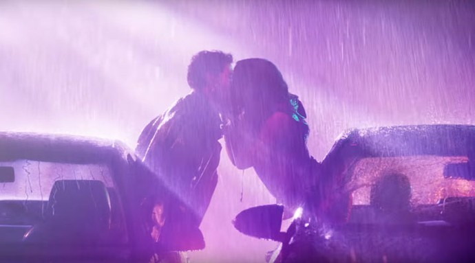 Anitta mostra bastidores do clipe