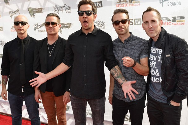 Simple Plan (Foto: Getty Images)