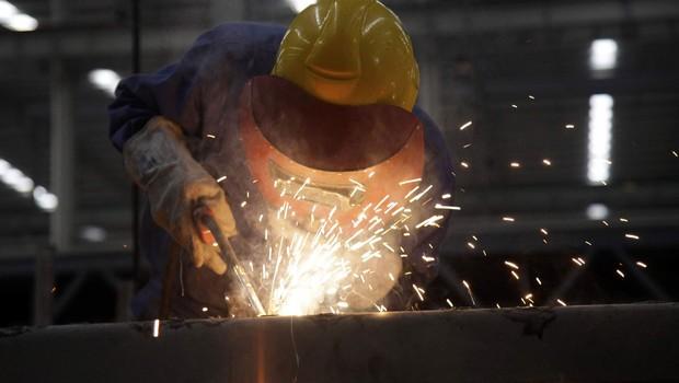 Indústria ; produção industrial ; PIB do Brasil ; PIB brasileiro ; emprego ; crescimento econômico ;  (Foto: Antonio Cruz/Arquivo/Agência Brasil)