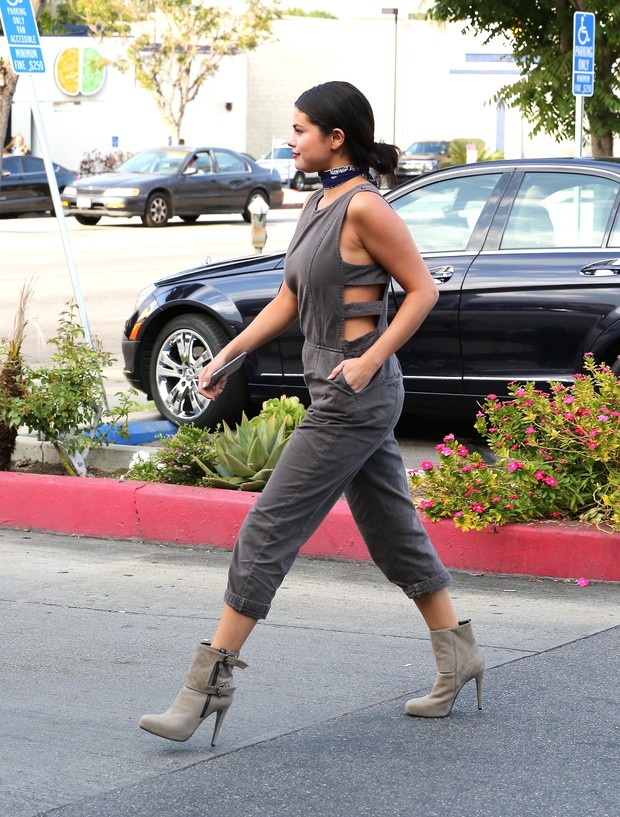 Selena Gomez (Foto: Grosby Group)