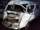 Acidente deixa três presos às ferragens na BR-459 em Itajubá, MG