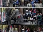 Polícia egípcia usa gás lacrimogêneo contra manifestantes no Cairo