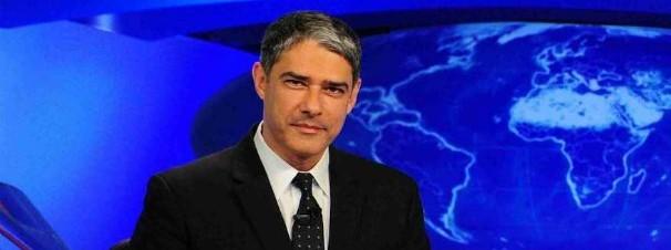 Jornalista Willian Bonner será o mediador do debate entre os candidatos à Presidência da República.  (Foto: Reprodução / TV Diário)