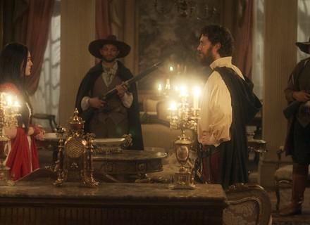 Thomas invade a Quinta e deixa Anna em perigo
