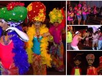 Bloco 'Força na Peruca' é atração no carnaval de Brotas; veja o vídeo (Wilson Aiello/EPTV)