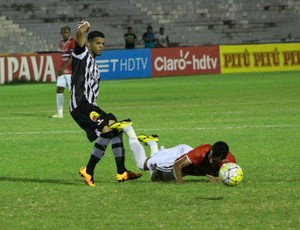 River-PI x Botafogo-PB, Copa do Brasil (Foto: Wenner Tito)