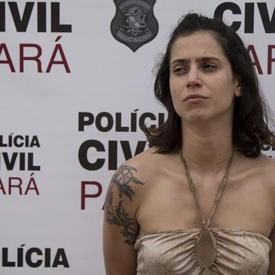 Atualmente a atriz vive a personagem Gringa na série A lei, do canal Space (Foto: Divulgação)