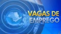 Região de Rio Preto tem vagas abertas; confira (Reprodução/TV TEM)