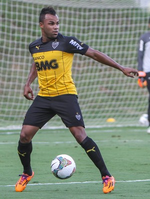 Fernandinho, atacante do Atlético-Mg (Foto: Bruno Cantini \ Flickr do Atlético-MG)