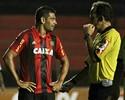 Liberados pelo STJD, Diego Souza e Rithely defendem Sport contra o Inter
