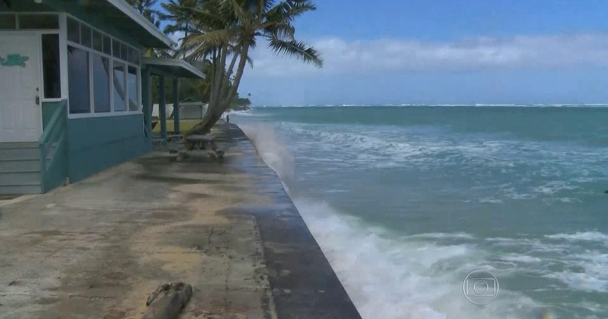 Subida do mar no século passado é a maior em 3 mil anos, diz estudo