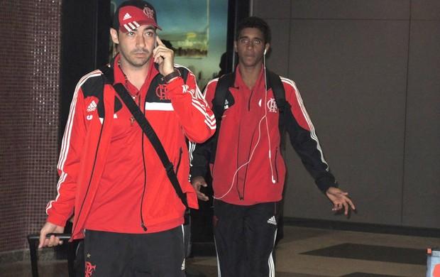 Chicão Flamengo (Foto: Cahê Mota)