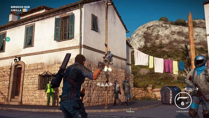 Ative os explosivos (Foto: Reprodução/Murilo Molina)