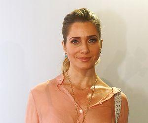 Letícia Spiller conta como mantém a boa forma e fala do próximo papel na TV