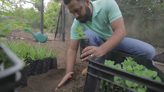 Projeto ajuda a preservar plantas medicinais e litúrgicas