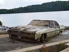 Carro retirado de lago pode resolver desaparecimento de 43 anos nos EUA