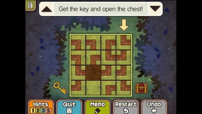 Exemplo de quebra-cabeça em Azran Legacy. (Foto: Divulgação)